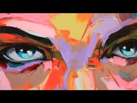 Franoise Nielly talks about inspiration, street art & Barack Obama