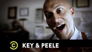 Key & Peele: Hang in There Cat Poster Interrogation