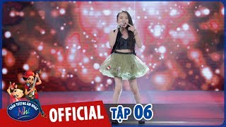 VIETNAM IDOL KIDS 2017 - TẬP 6 - GALA 1 - FULL HD