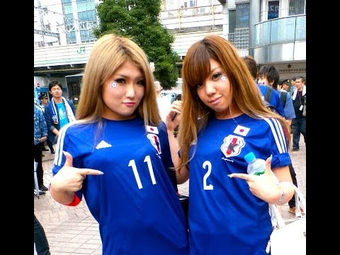 Japan vs Colombia - Commentary on FIFA World Cup 2014