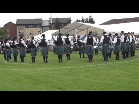 02 Inveraray and District 2014 British Championships at Meadow Park, Bathgate