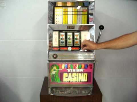 bally poker machines for sale