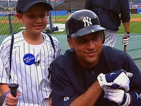 My Wish: Steven Meets the New York Yankees