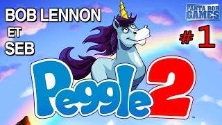 Nawak Lennon Show Peggle 2 Avec Seb : Ep.1