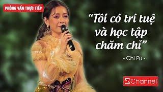 """Chi Pu suýt khóc khi Thanh Lam nói """"Không học hành gì vẫn nổi tiếng!"""""""