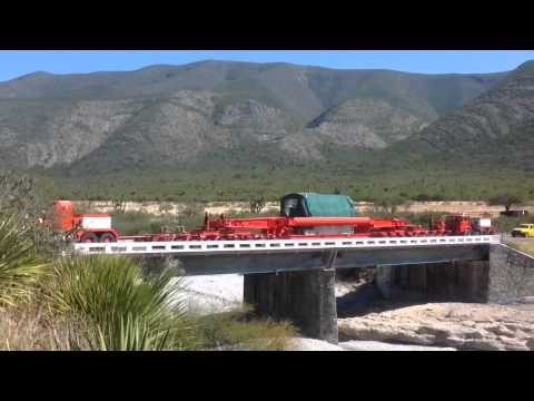Heavy Transport in Mexico 8