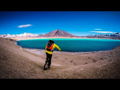 GoPro: Unicycling Around Chile