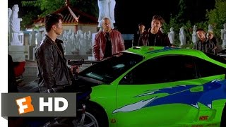 The Fast And The Furious (3/10) Movie CLIP Meet Johnny