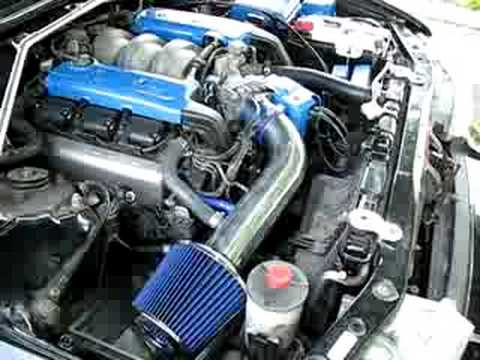 1991 Acura Legend on 1993 Acura Legend Intake Vid   Youtube