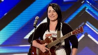 Lucy Spraggan's Audition Last Night The X Factor UK