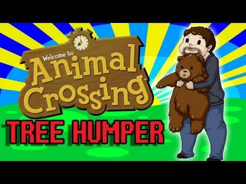 Diction Plays Animal Crossing 3- Tree