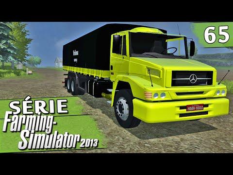 Farming Simulator 2013 - Novo Caminhão