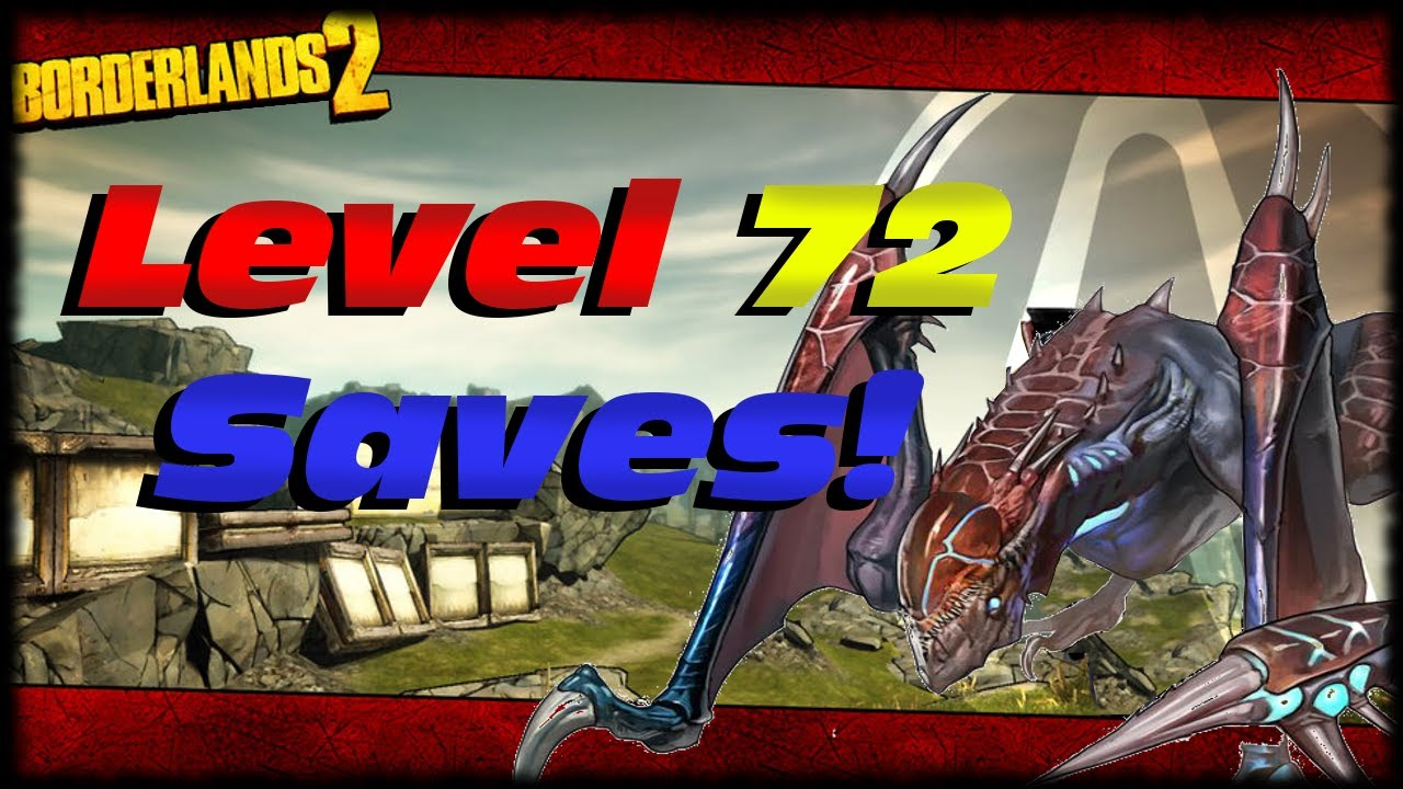 Borderlands 2 All Characters Level 72 Game Saves & Gibbed ... Borderlands 2 Gibbed Codes