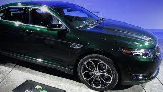 2013 Ford Taurus Limited Review, Walkaround, Exhaust, Test Drive videos