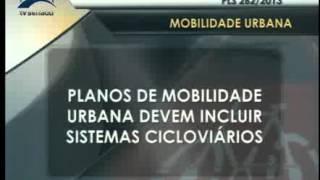 Bikers Rio Pardo | Vídeos | Municípios poderão ser obrigados a incentivar o uso da bicicleta
