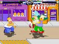 D_N Mugen: Homer vs Krusty