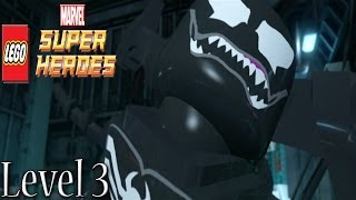 Lego Marvel Superheroes Walkthrough: Level 3 Exploratory