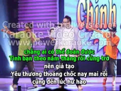 SONG BEN KHOANG LANG karaoke