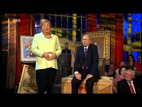 Comedy: Angela Merkel trifft Wladimir Putin