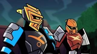 Bionicle Mini film ep. 10 - Když je zlo na vzestupu