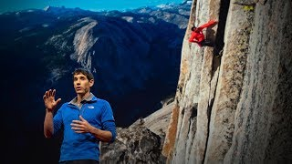How I climbed a 3,000-foot vertical cliff -- without ropes   Alex Honnold