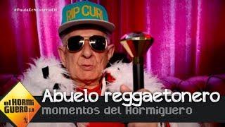 El abuelo Melquiades te enseña a componer reggaeton en 30 segundos