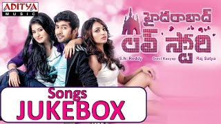 Hyderabad Love Story Telugu Movie Songs || Jukebox