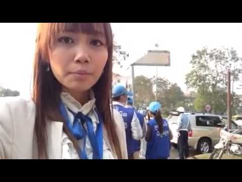 Reporter Makes a Report from Democratic Square [26-01-2014]