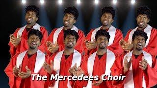 The Mercedees Choir @HystericalTV1