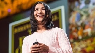 Ted Talks: Lisa Bu: How Books Can Open Your Mind