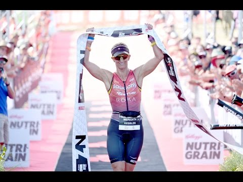 2016 IRONMAN NEW ZEALAND - Full highlights footage