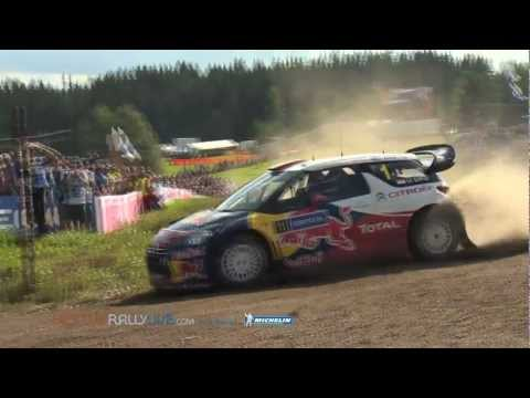 Highlights - 2012 WRC Rally Finland - Best-of-RallyLive.com