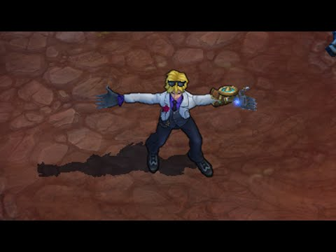 Debonair Ezreal Skin Spotlight Gameplay! (League of Legends / LoL Preview)