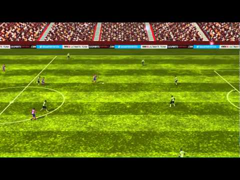 FIFA 14 iPhone/iPad - Castle Breakers vs. FC Seoul