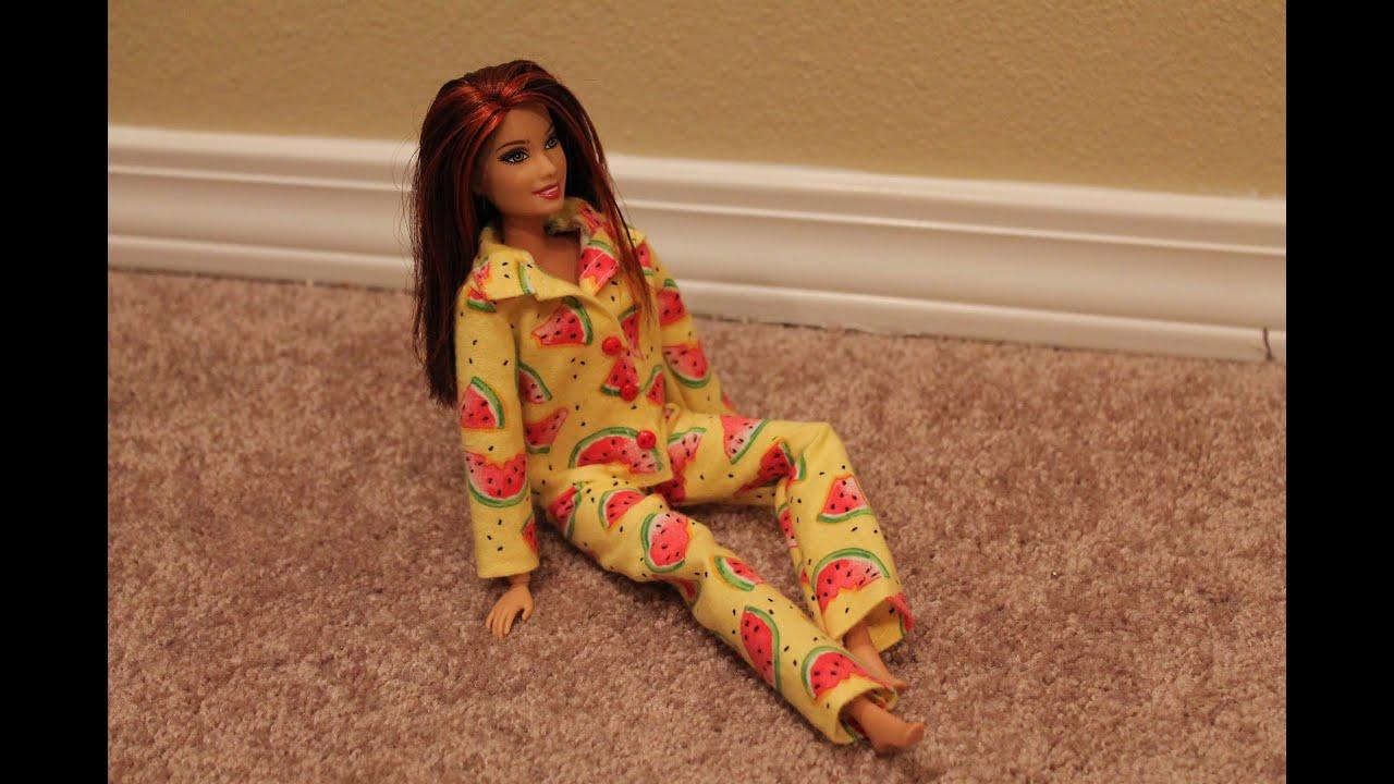 Пижама для кукол монстер хай своими руками