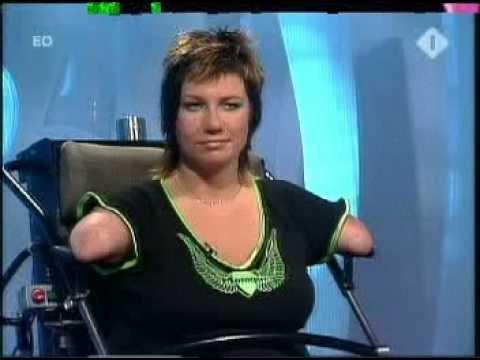 Disabled Women Devotee