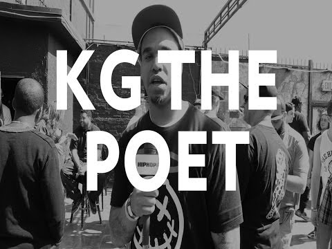KG The Poet On His Battle With Danny Myers