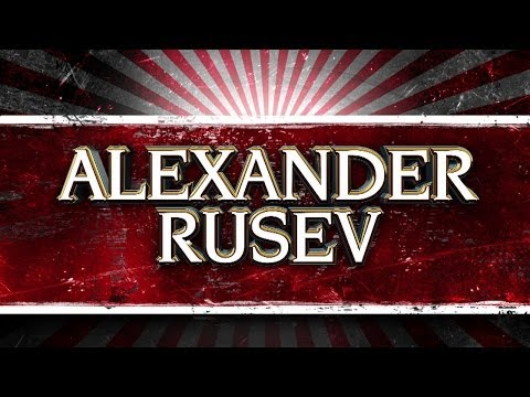 Alexander Rusev Entrance Video