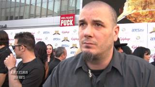 EX- PANTERA PHIL ANSELMO HOPES VINNIE PAUL WOULD BE OPEN TO REPAIRING RIFT view on youtube.com tube online.