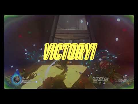 A Hamster-ish video || Overwatch PTR || Hammond gameplay.