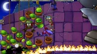 Let's Play Plants Vs Zombies 54 La Venganza De Zomboss