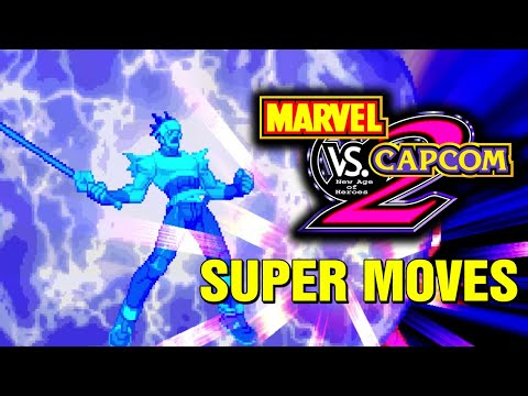 Marvel vs Capcom 2 All Hyper Combos
