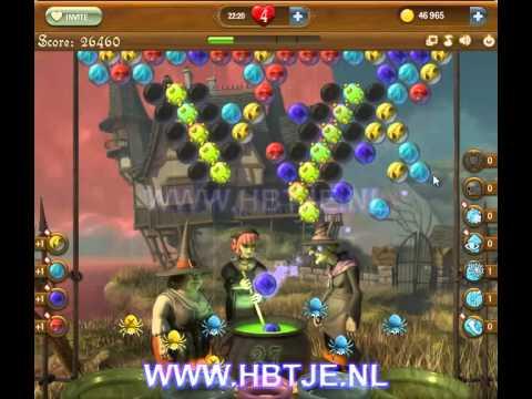 Bubble Witch Saga level 68