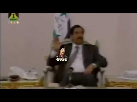ماذا قال الشهيد صدام حسين عن الشهيد الرمز ياسر عرفات؟؟