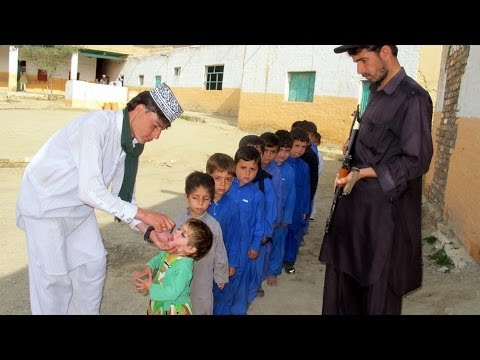 Did CIA's Fake Polio Vaccination Program in Pakistan Help Fuel a Global Health Emergency?