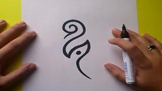 Como Dibujar Un Tribal Paso A Paso 66 How To Draw One