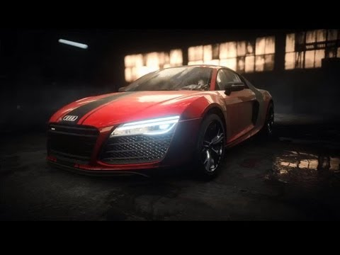 Need for Speed Rivals | Racer Personalisation Feature Gameplay