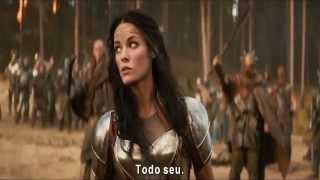 Thor 2: O Mundo Sombrio Trailer Dublado HD