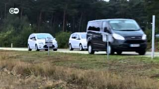نظام الركن الآلي والتحكم عن بع في سيارة فورد | عالم السرعة