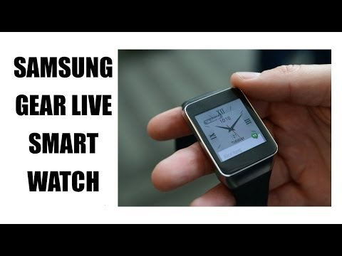 Samsung Gear Live Smart Watch